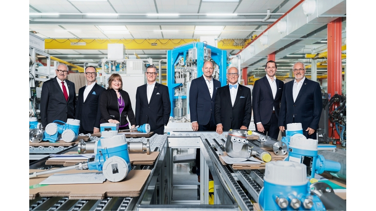 The Endress+Hauser Supervisory Board.